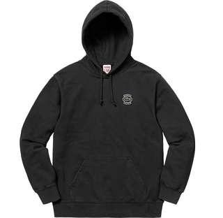 Supreme Lacoste Hooded Sweatshirt
