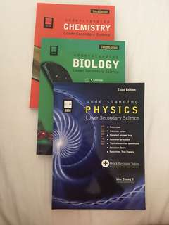 lower secondary science assesment books