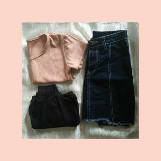 TOPS AND SET FOR SALE