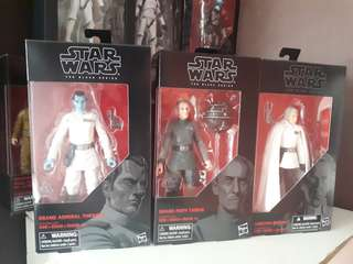 Star Wars Black Series 6 inch.