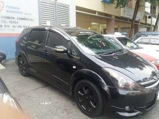 Toyota wish 2.o
