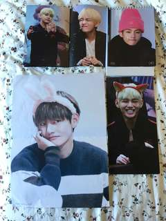 BTS V 'Everyday with TaeTae' set