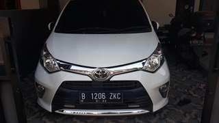 Toyota Calya Matic 2017