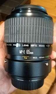 WTSell: Lens - Canon MP-E 65mm f/2.8 1-5X Macro Lens