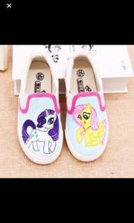 PO My Little Pony shoe brand new size Available For kids (12.5cm to 22.5cm )-$26.90to adult size (35-40) -$29.90