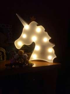 Unicorn lighting