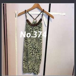 🚚 夏日風情 度假風 洋裝 服飾No.374#新春八折
