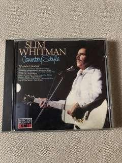 Cd box C6 - Slim Whitman