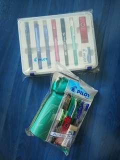 Pilot Pen set