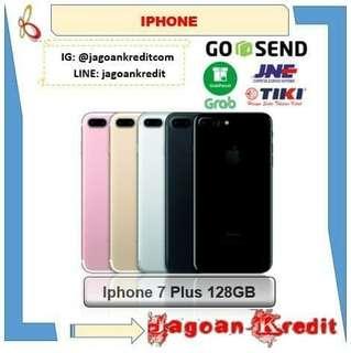 Iphone 7 plus 128GB - Cash atau Kredit Tanpa Kartu Kredit