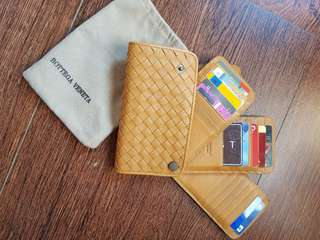 BOTTEGA Card holder
