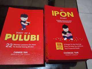 Diary of a Pulibi and My Ipon Diary bundle