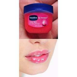 Vaseline Lip Therapy - Rose Lips