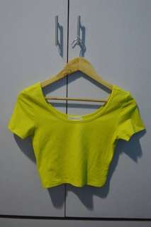 Forever 21 Rib Top