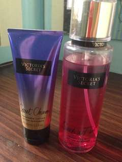 Victoria Secret Cologne&Lotion bundle