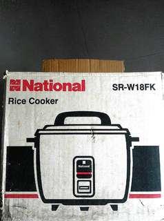 70's ~80's.National (包裝盒一個)