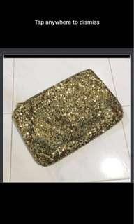 BN Gold Clutch