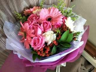 [Ready Stock Flower Bouquet]