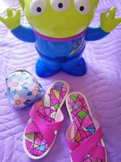 SUGAR KIDS Sandals with Heels