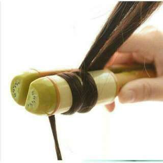 Portable Ceramic Hair Straightener