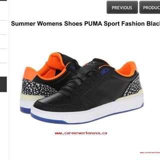 Puma Alexander mcqueen brace femme authentic BNIB BNWT MCQ brace shoes sport shoes
