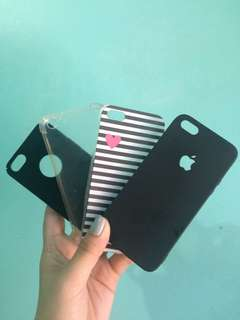 5s case  TAKE ALL FOR 100 pesos
