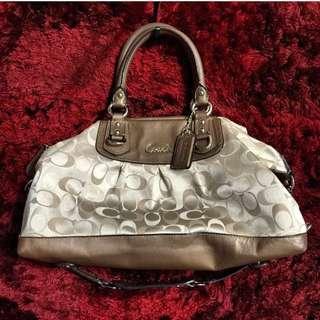 [RAYA PROMO] Coach Handbag Canvas