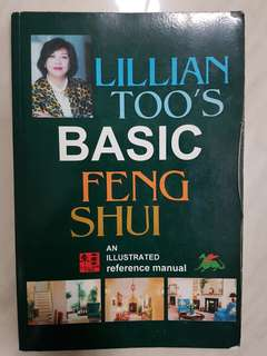 Basic Feng Shui Book by Lilian Too