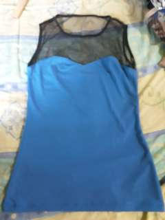 Preloved Blue blouse