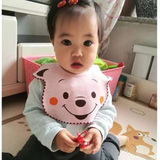 Baby Bib S$8 for 3 pieces