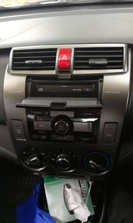 Used original Honda City 2013 Audio(with casing)