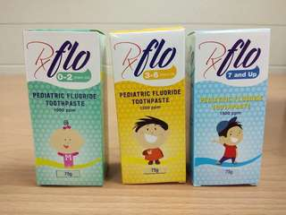 RxFlo Toothpaste for Kids