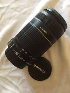 Canon Lens Efs 550-250mm is II