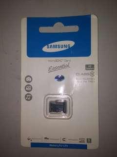 Original Samsung 16gb Memory Card