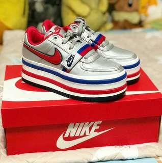 Nike vandal blue red silver sz40