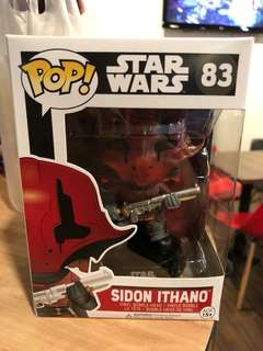 Star Wars Funko Pop - Sidon Ithano
