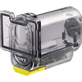 Official Sony Product SPK-AS1 with AKA-RD1A Waterproof Dive Case for Sony Action Cam Compatible With HDR-AS200V HDR-AS100V HDR-AS20 HDR-AS30 HDR-AS15 HDR-AS10