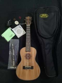 Sqoe Package Ukulele