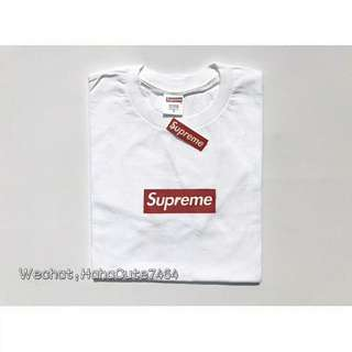 (价格私询)Supreme / 黑道家族 稀有Box Logo Tee #
