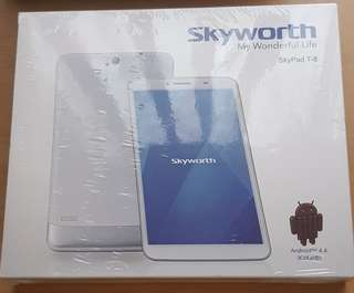 Brand New! Skyworth Tablet Skypad T-8