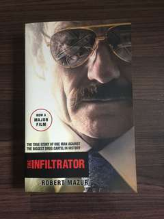 The Infiltrator by Robert Mazur