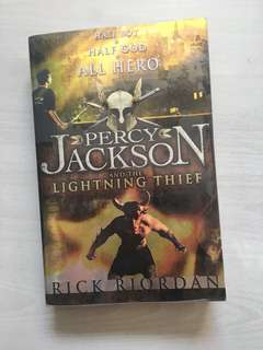 Percy Jackson and the Lightning Thief Rick Riordan