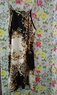 Preloved halter dress