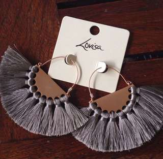 Lovisa Tassel Earrings
