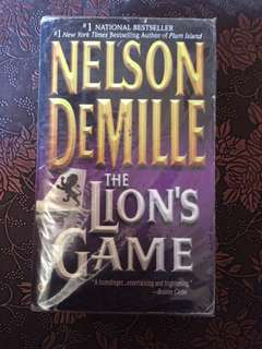 Nelson DeMille's The Lion's Game