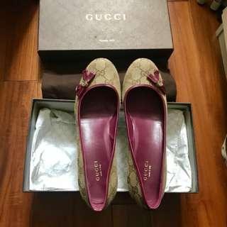 Gucci Monogram Heels 高踭鞋 正貨