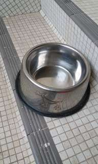 Stainless Steel Pet feeding bowl
