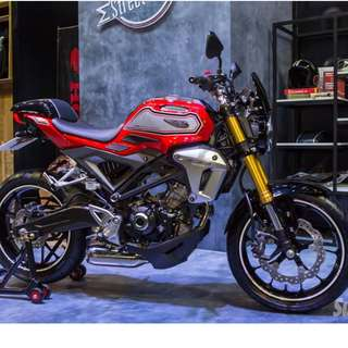Honda cb150r D/P $500 or $0 With out insurance (Terms and conditions apply. Pls call 67468582 De Xing Motor Pte Ltd Blk 3006 Ubi Road 1 #01-356 S 408700.