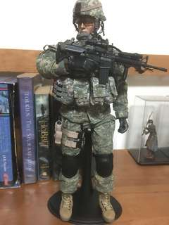 Kitbash - US Army Soldier in ACU (For Viewing Only)