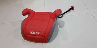 Sparco car booster seat